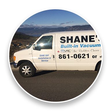 About Us | Shane's Built-In Vacuums Ltd.