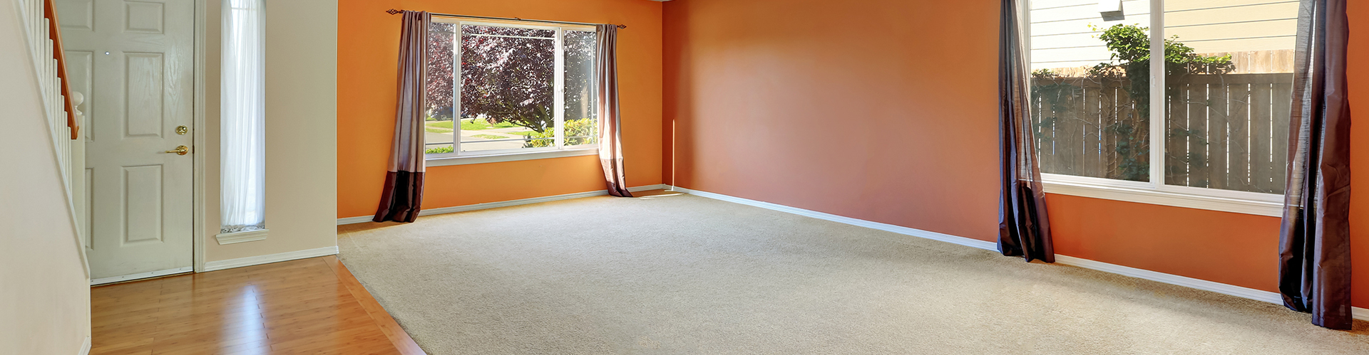 Carpeted Lounge Area | Shane's Built-In Vacuums Ltd.